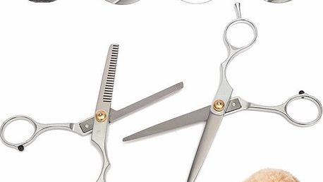 Nůžky na stříhání domácích mazlíčků - poštovné zdarma