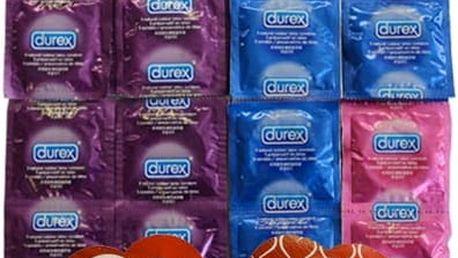 Balíčky kvalitních kondomů za akční ceny!