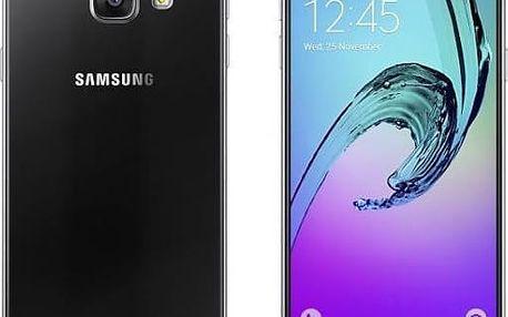 Samsung Galaxy A3(6), černá