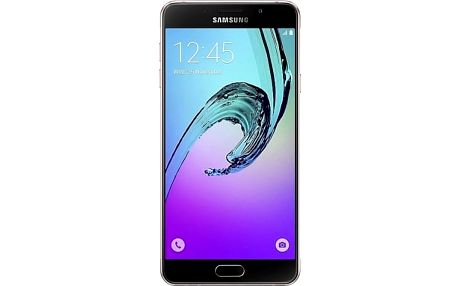 Samsung Galaxy A3(6), růžová