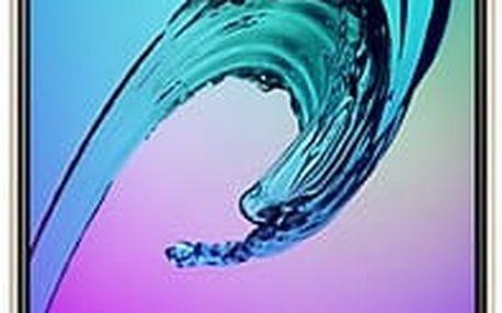 Samsung Galaxy A3(6), zlatá