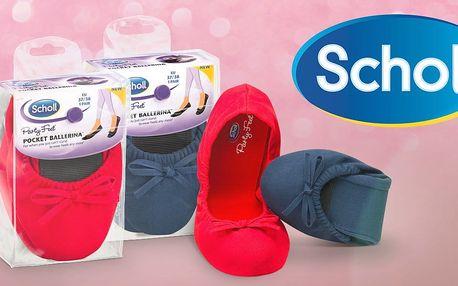 Skládací balerínky Scholl