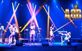 Koncert revivalové skupiny ABBA SLOVAKIA