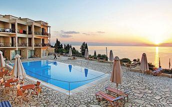 Hotel Belvedere, Řecko, Korfu, 8 dní, Letecky, All inclusive, Alespoň 3 ★★★, sleva 22 %, bonus (Změna destinace zdarma, Rezervace zájezdu za 1 500 Kč/os)