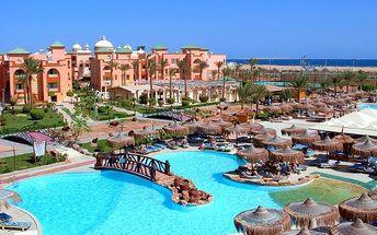 PICKALBATROS AQUA PARK, Egypt, Hurghada, 8 dní, Letecky, All inclusive, Alespoň 4 ★★★★, sleva 57 %, bonus (Levné parkování u letiště: 8 dní 499,- | 12 dní 749,- | 16 dní 899,- )