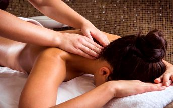 60minutová celotělová vanilková masáž