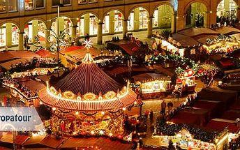 Adventní Drážďany + Primark, 1 denní zájezd pro 1 osobu z Prahy - vánoční trhy a nákupy