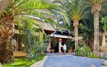 Hotel Ipanema Park/ Ipanema Beach, Španělsko, Baleáry - Mallorca, 8 dní, Letecky, All inclusive, Alespoň 3 ★★★, sleva 26 %, bonus (Levné parkování u letiště: 8 dní 499,- | 12 dní 749,- | 16 dní 899,- , Změna destinace zdarma)