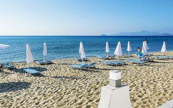 Hotel Valynakis Beach Island Resort, Řecko, Kos, 8 dní, Letecky, All inclusive, Alespoň 3 ★★★, sleva 21 %, bonus (Změna destinace zdarma, Rezervace zájezdu za 1 500 Kč/os)