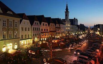 1denní adventní zájezd do rakouského města Štýr pro 1 osobu