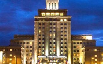 Vstupenka na koncert známých melodií v termínu 6.11.2016 v hotelu International v Dejvicích.