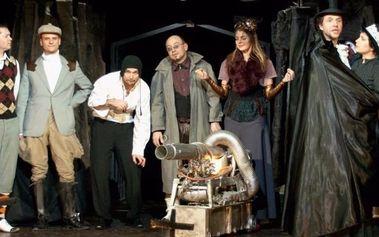Vstupenka na představení Dracula reloaded