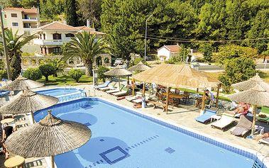 Hotel Kokkari Beach, Řecko, Samos, 8 dní, Letecky, Snídaně, Alespoň 3 ★★★, sleva 21 %, bonus (Levné parkování u letiště: 8 dní 499,- | 12 dní 749,- | 16 dní 899,- )