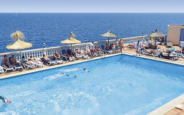 Hotel America, Španělsko, Baleáry - Mallorca, 8 dní, Letecky, All inclusive, Alespoň 4 ★★★★, sleva 21 %, bonus (Levné parkování u letiště: 8 dní 499,- | 12 dní 749,- | 16 dní 899,- )