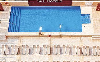 Hotel Caribbean Bay, Španělsko, Baleáry - Mallorca, 8 dní, Letecky, All inclusive, Alespoň 3 ★★★, sleva 27 %, bonus (Levné parkování u letiště: 8 dní 499,- | 12 dní 749,- | 16 dní 899,- )