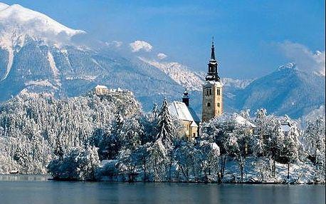 Relax v Julských Alpách s welness ve 3* hotelu u jezera Bled