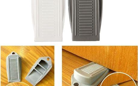 Bezpečnostní zarážka pod dveře - 2 kusy - dodání do 2 dnů