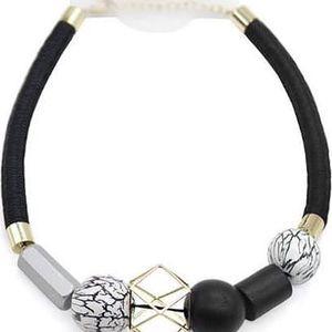 Masivní dámský náhrdelník Geometric