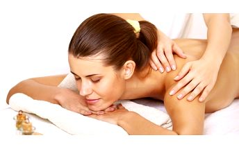 Celotělová masáž v centru Plzně