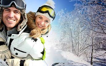 Podzimní nebo zimní dovolená pro dva v penzionu Horka s polopenzí na 3, 4 nebo 5 dní.