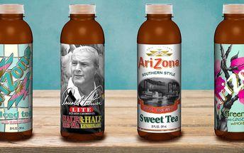 Osvěžení z USA: Přírodní ledové čaje Arizona v plastu