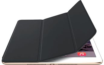 APPLE Smart Cover pro iPad Air 2, černá - MGTM2ZM/A