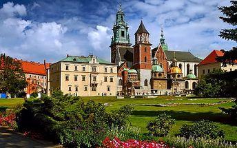 Turistická lákadla Polska s pohodlným ubytováním v hotelu Comfort Express *** u Krakova