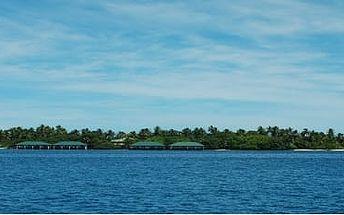Maledivy - Jižní Atol Male na 8 až 9 dní, plná penze s dopravou letecky z Prahy