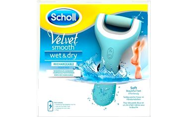 SCHOLL Velvet Smooth WET&DRY; 341580109999
