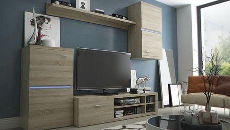 Intel obývací stěna