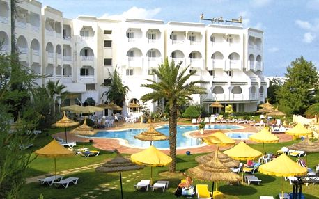 Tunisko, Port El Kantaoui, letecky na 11 dní s all inclusive