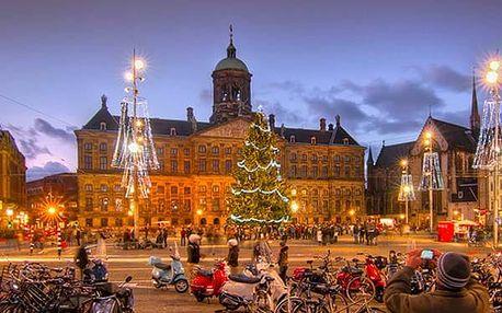 Poznávací zájezd do Amsterdamu pro 1 osobu