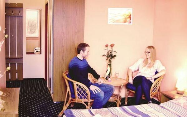 Jeseníky, Holiday resort Losinka - 3 dny pro dva: polopenze, wellness, all inclusive nápoje