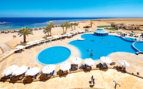 Egypt, Marsa Alam, letecky na 7 dní s all inclusive