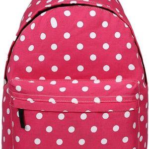 Dámský růžový batoh Montey 1401