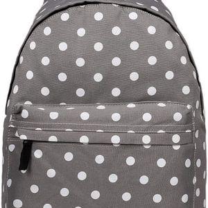 Dámský šedý batoh Montey 1401