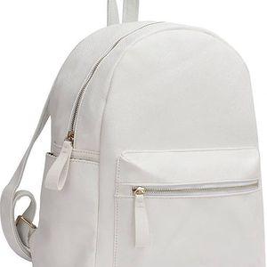 Dámský bílý batoh Miranda 186A