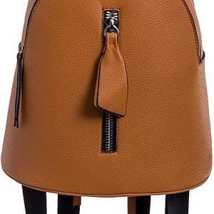 Dámský hnědý batoh Fortuna 952