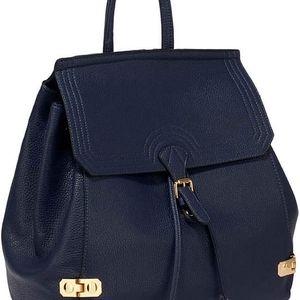 Dámský námořnicky modrý batoh Wisin 513