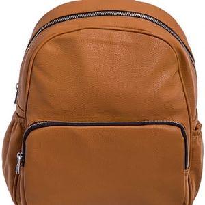 Dámský hnědý batoh Rubi 951