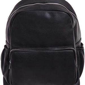 Dámský černý batoh Rubi 951
