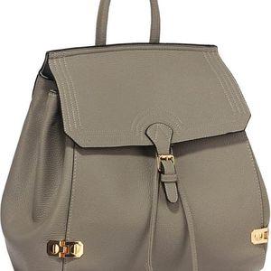 Dámský šedý batoh Wisin 513