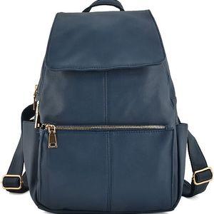 Dámský modrý batoh Keroley 5049