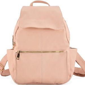 Dámský růžový batoh Keroley 5049