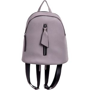 Dámský šedý batoh Fortuna 952