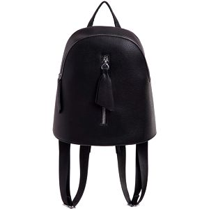 Dámský černý batoh Fortuna 952