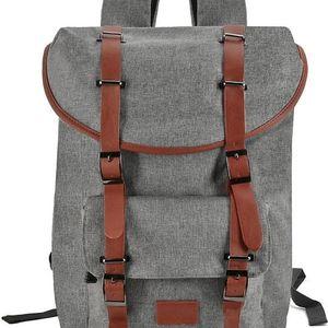 Dámský šedý batoh Naturalis 5041