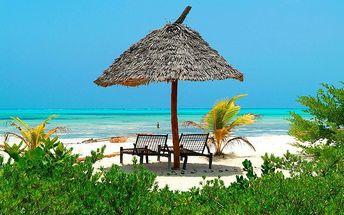 Zanzibar - na 11 dní, light all inclusive s dopravou letecky z Prahy