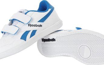 Dětské tenisky na suchý zip Reebok Royel Effect vel. EUR 31,5 , UK 13,5