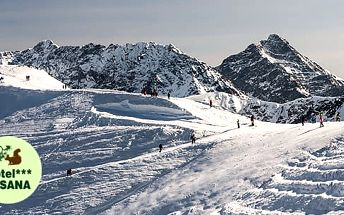 Tatranská Lomnica, Vysoké Tatry na 3 až 8 dní pro dva s polopenzí a wellness neomezeně